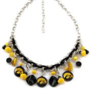 Hawkeyes Charm Necklace