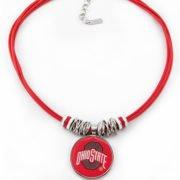 Ohio State Pendant Necklace