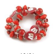 Univesity of Wisconsin W Bracelet