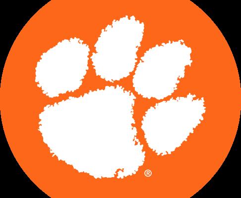 Logo for Clemson University