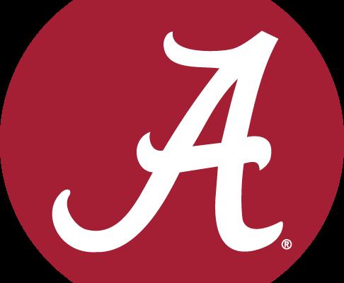 Logo for the University of Alabama