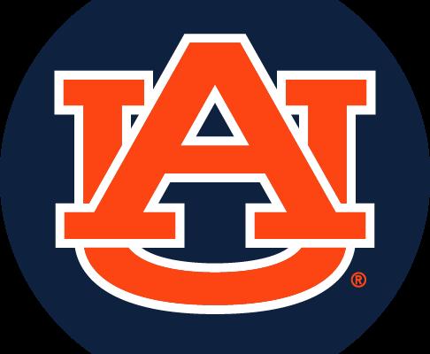 Logo for the University of Auburn